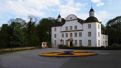 Schloss Borbeck in Essen. Denkmalschutz, Immobilien, Denkmal