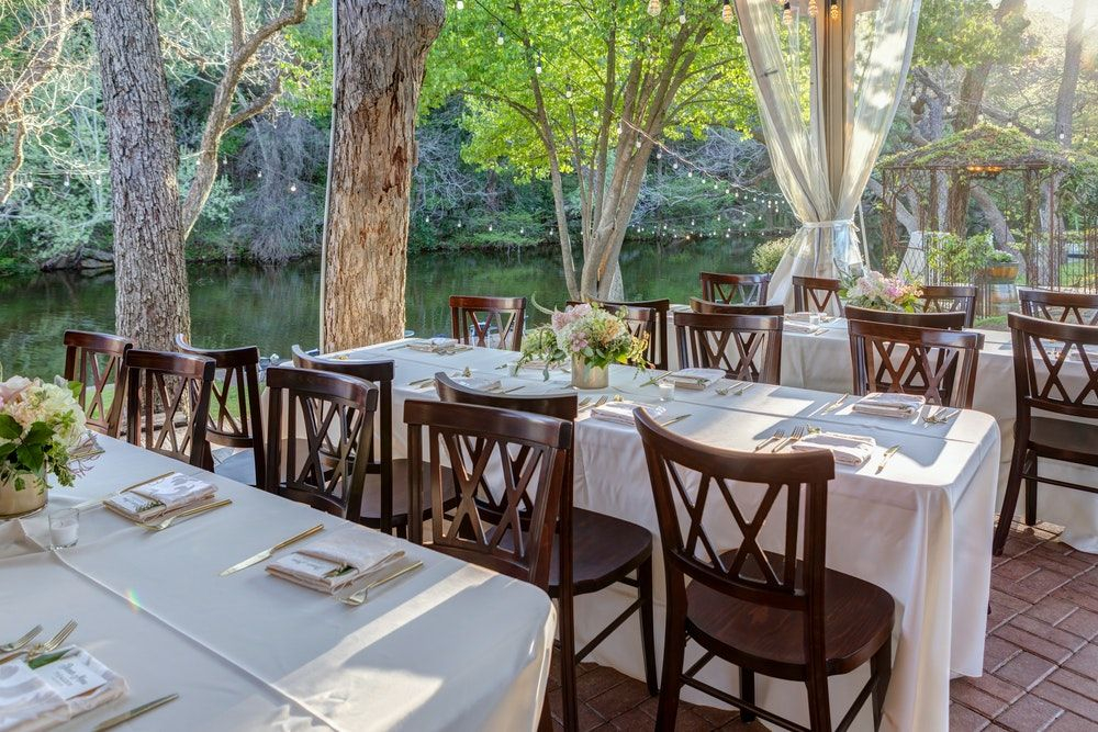 County Line on the Lake Wedding Venue Austin TX 78731 in