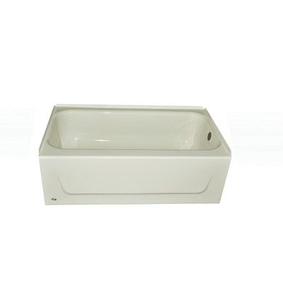 "bootz honolulu 46.5"" x 27"" soaking bathtub & reviews 