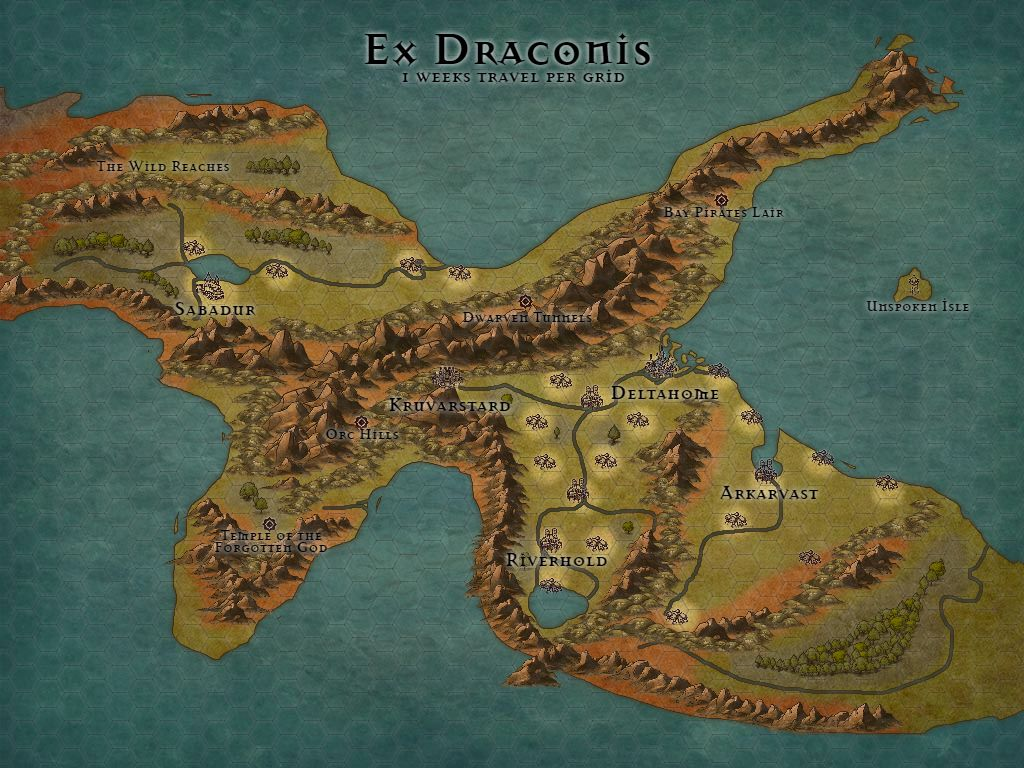 Image result for dnd country map | Dungeon Mastering in 2019