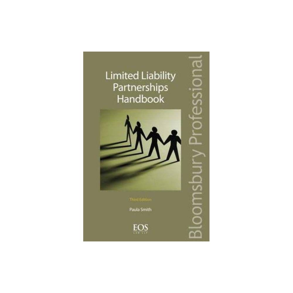 Limited liability partnerships handbook 3 edition by