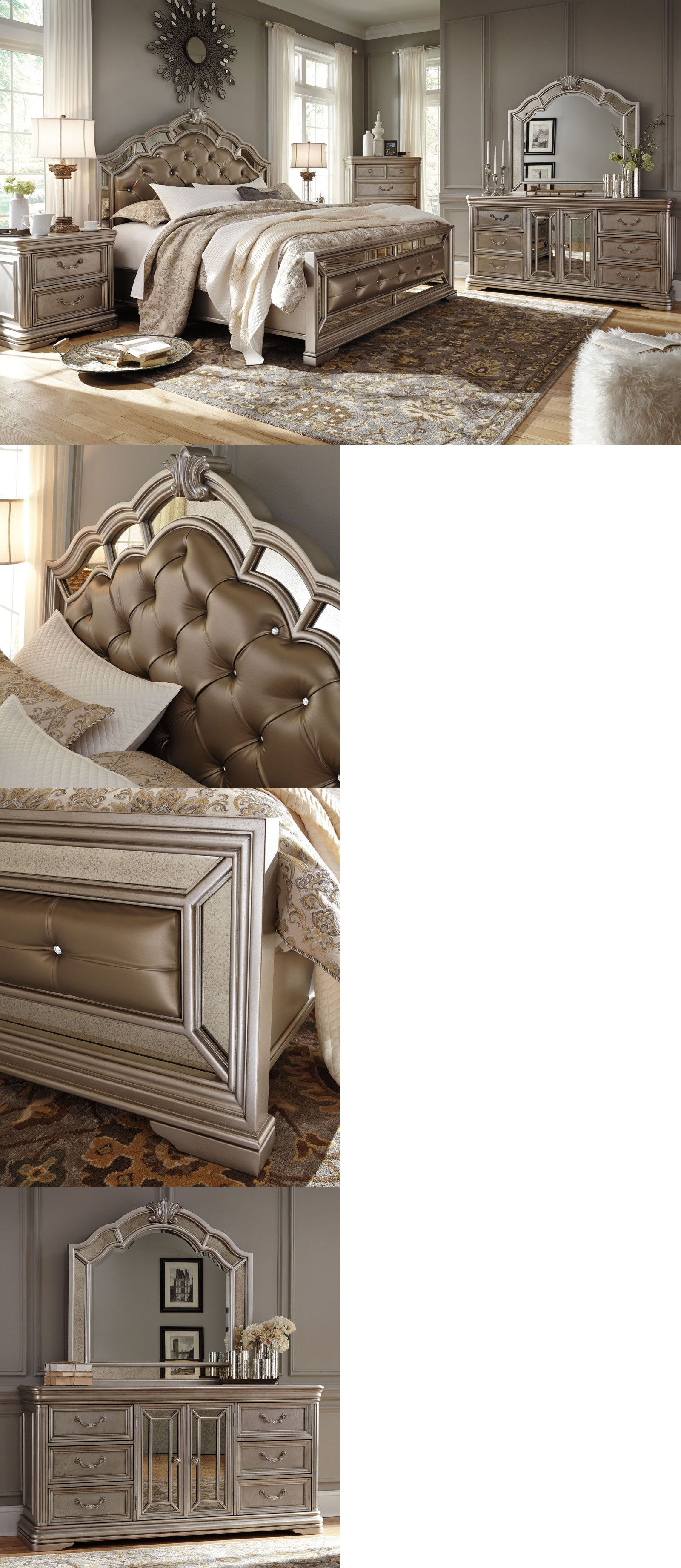 Bedroom Sets Ashley Furniture B720 Birlanny Traditional