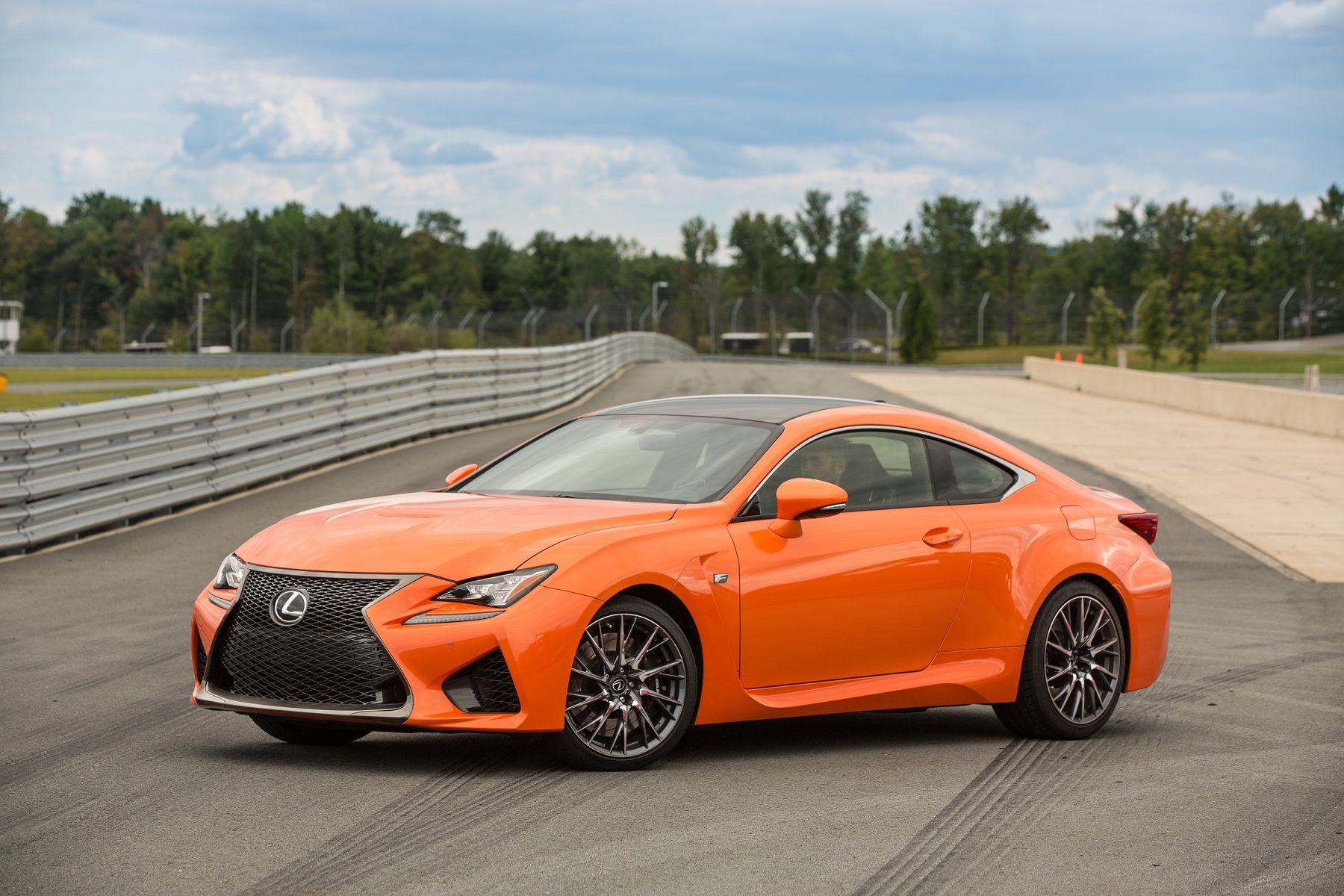 Lexus gets radical with 2015 2door RC coupe lineup