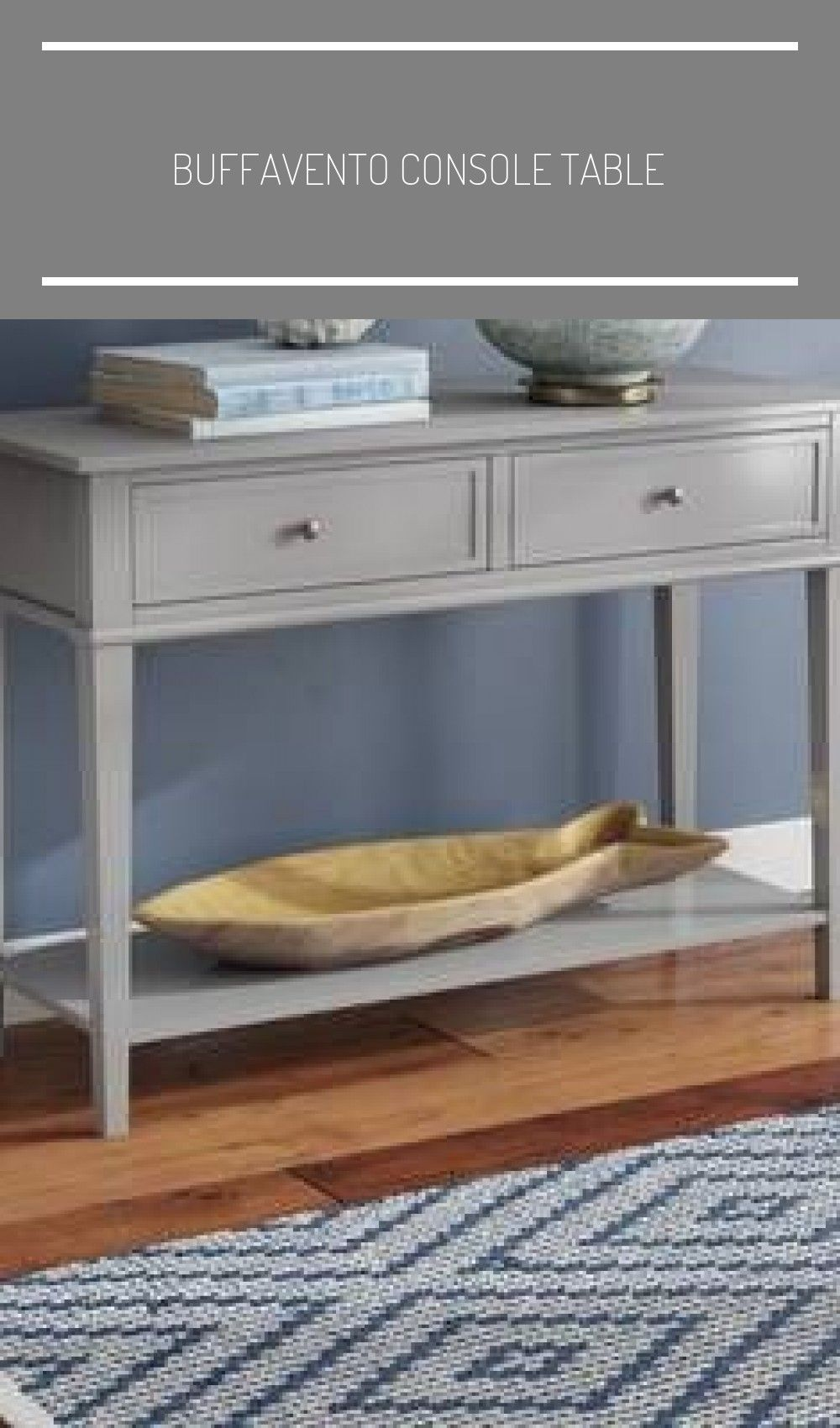 Photo of Beachcrest Home Buffavento Console Table & Reviews | Wayfair #ein