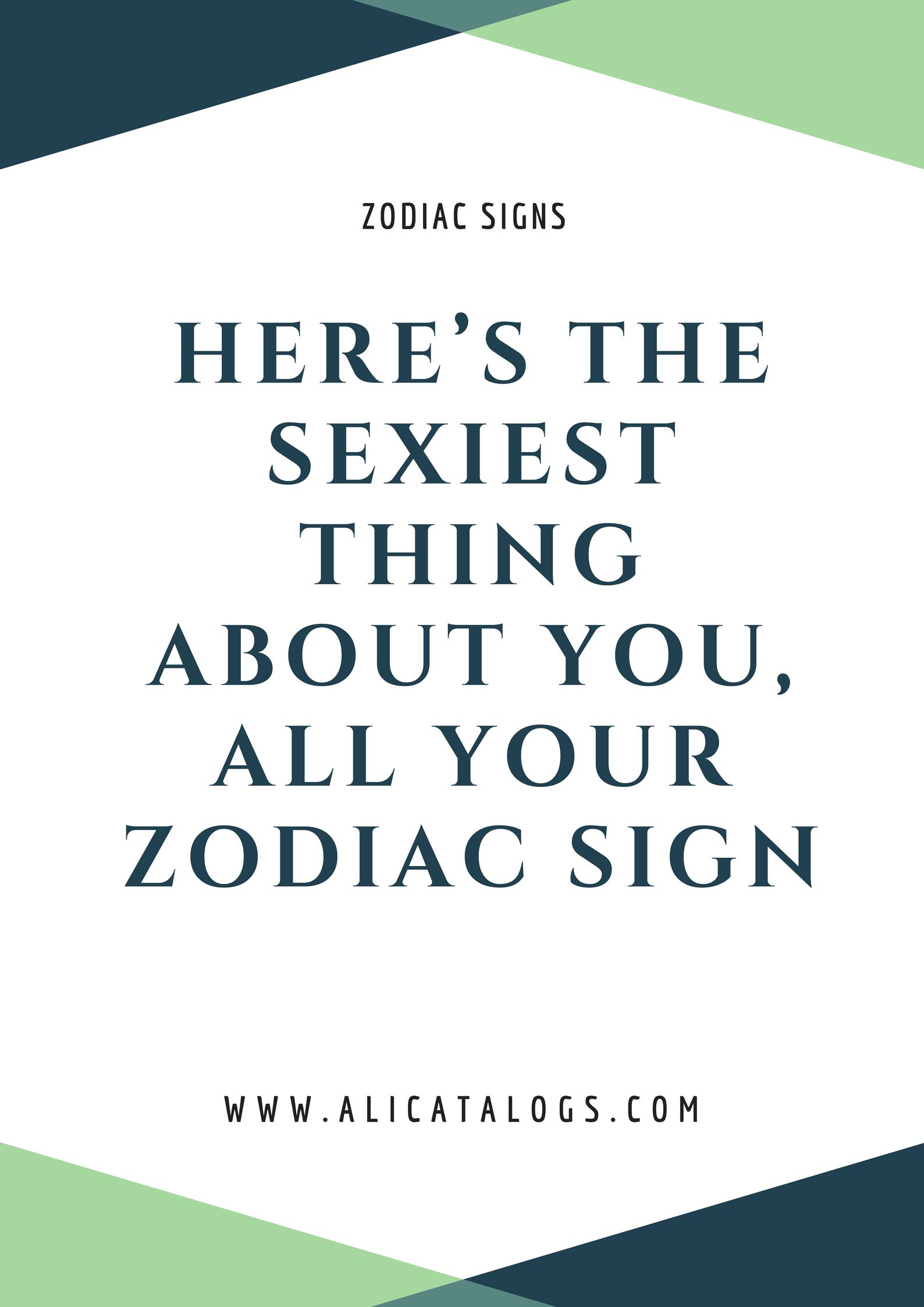 daily horoscope characteristic