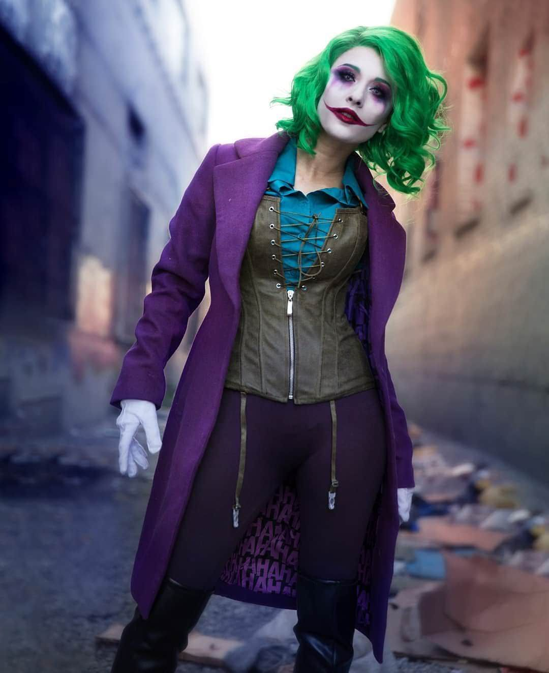 40 Pics Memes To Slay Your Boredom Female Joker Cosplay Halloween Outfits Cosplay Outfits