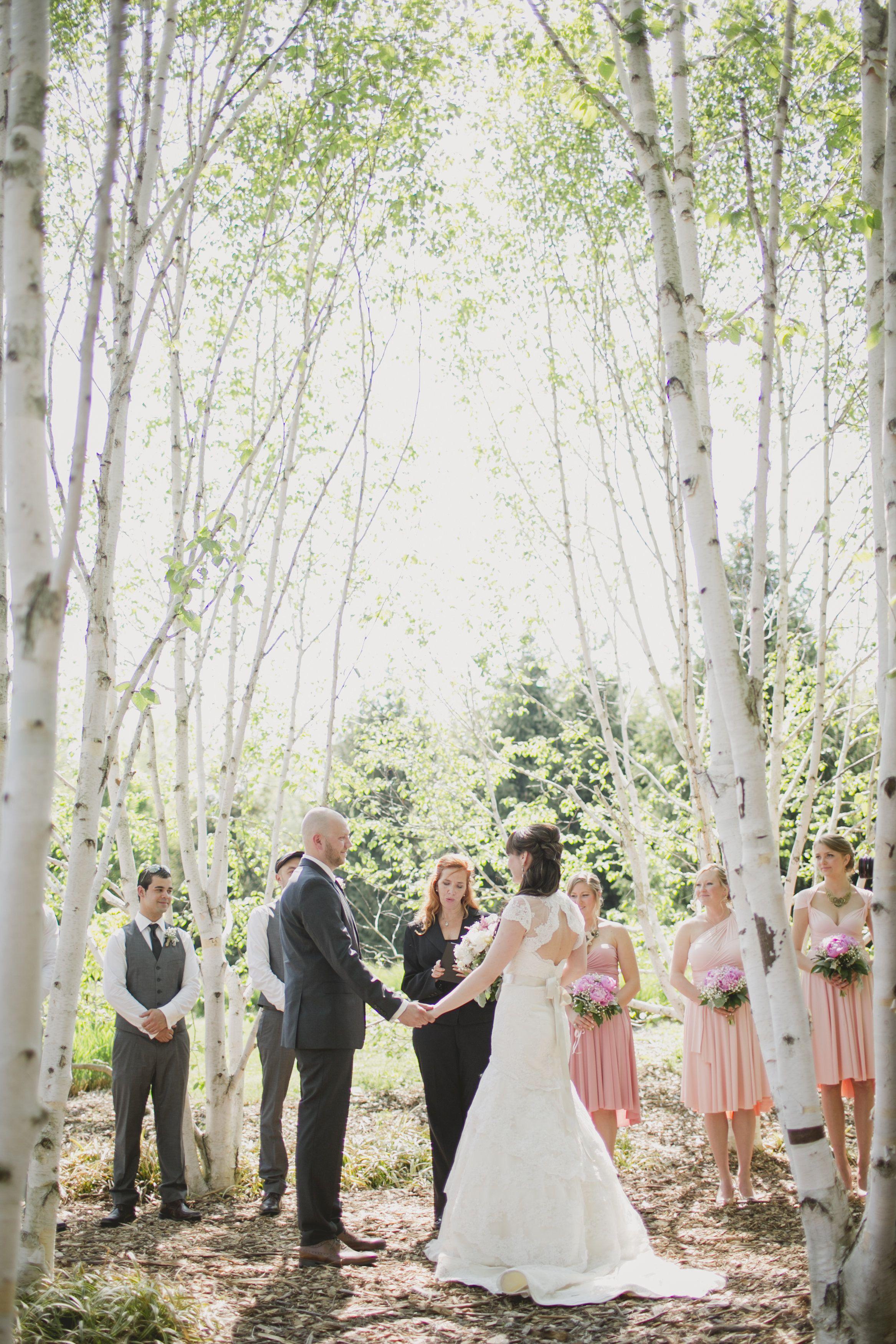 Niagara Parks Floral Showhouse Wedding