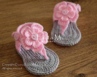 Botas Ugg Bebe Crochet
