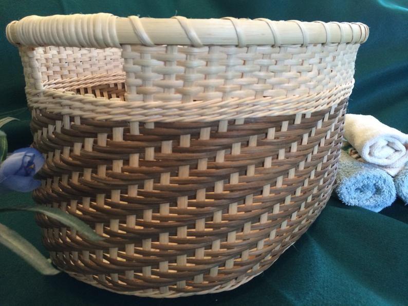 Zeus Basket Basket Basket Weaving Vintage Baskets