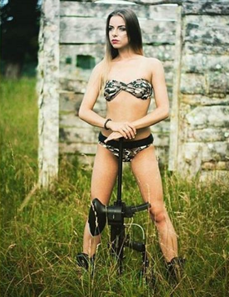 Bikini model rate photos