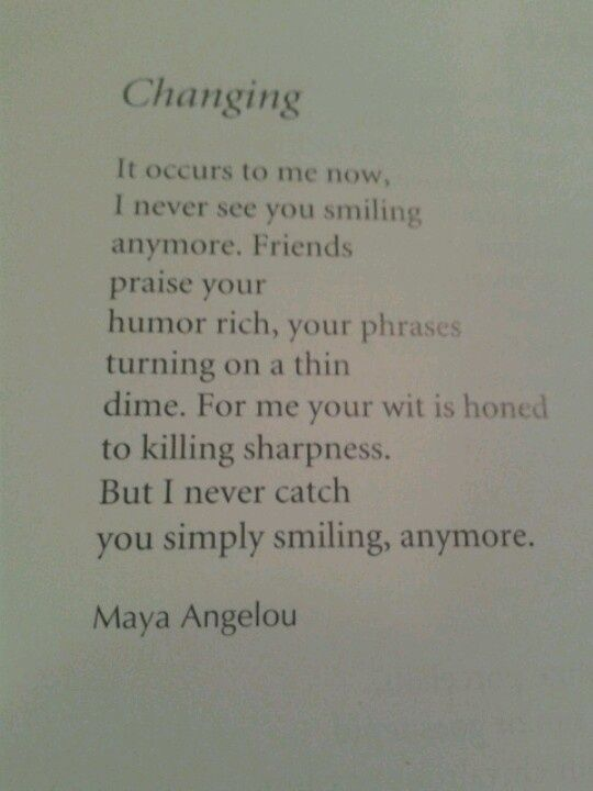 Angelo Poems 3