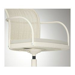 gregor swivel chair vittaryd white ikea office gregor swivel chair vittaryd white ikea wig shop