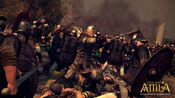 Total War Attila Radious Mod Русификатор
