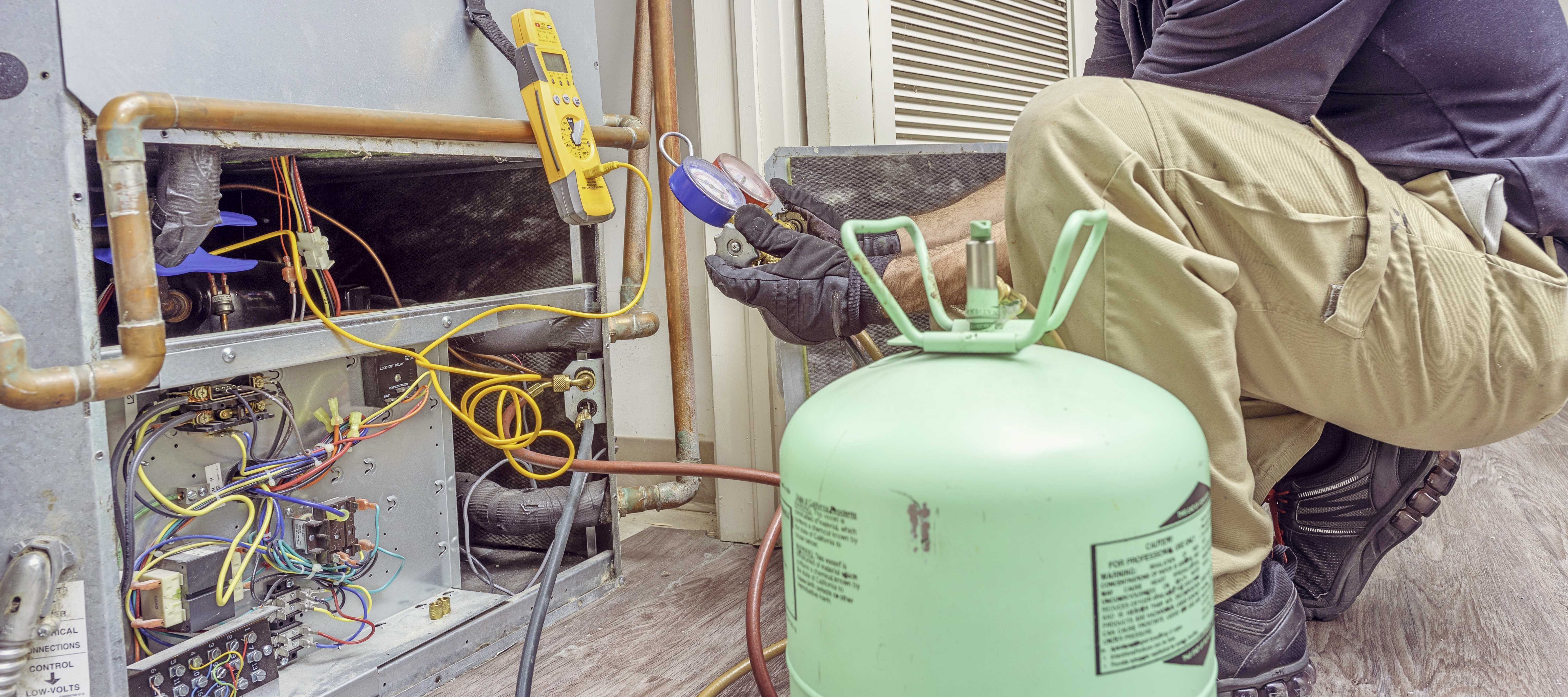 Preventing HVAC Water Damage in Springfield Missouri in