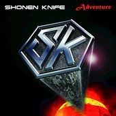 SHONEN KNIFE https://records1001.wordpress.com/