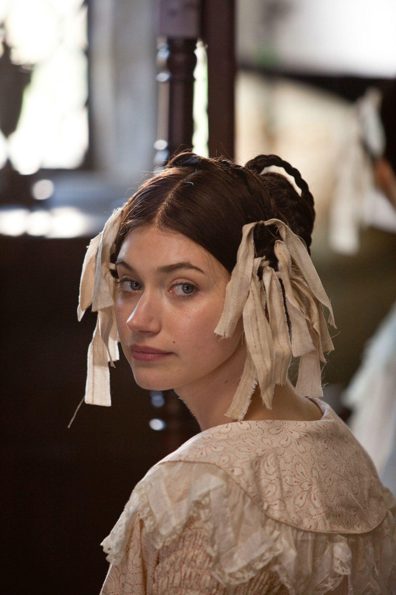 Imogen Poots Blanche Ingram Jane Eyre 2011 Charlottebronte