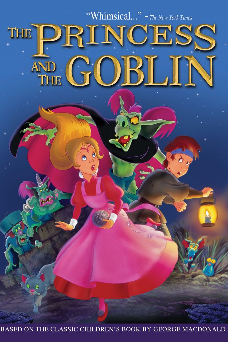 """""""The Princess and the Goblin"""" The story is about the"""