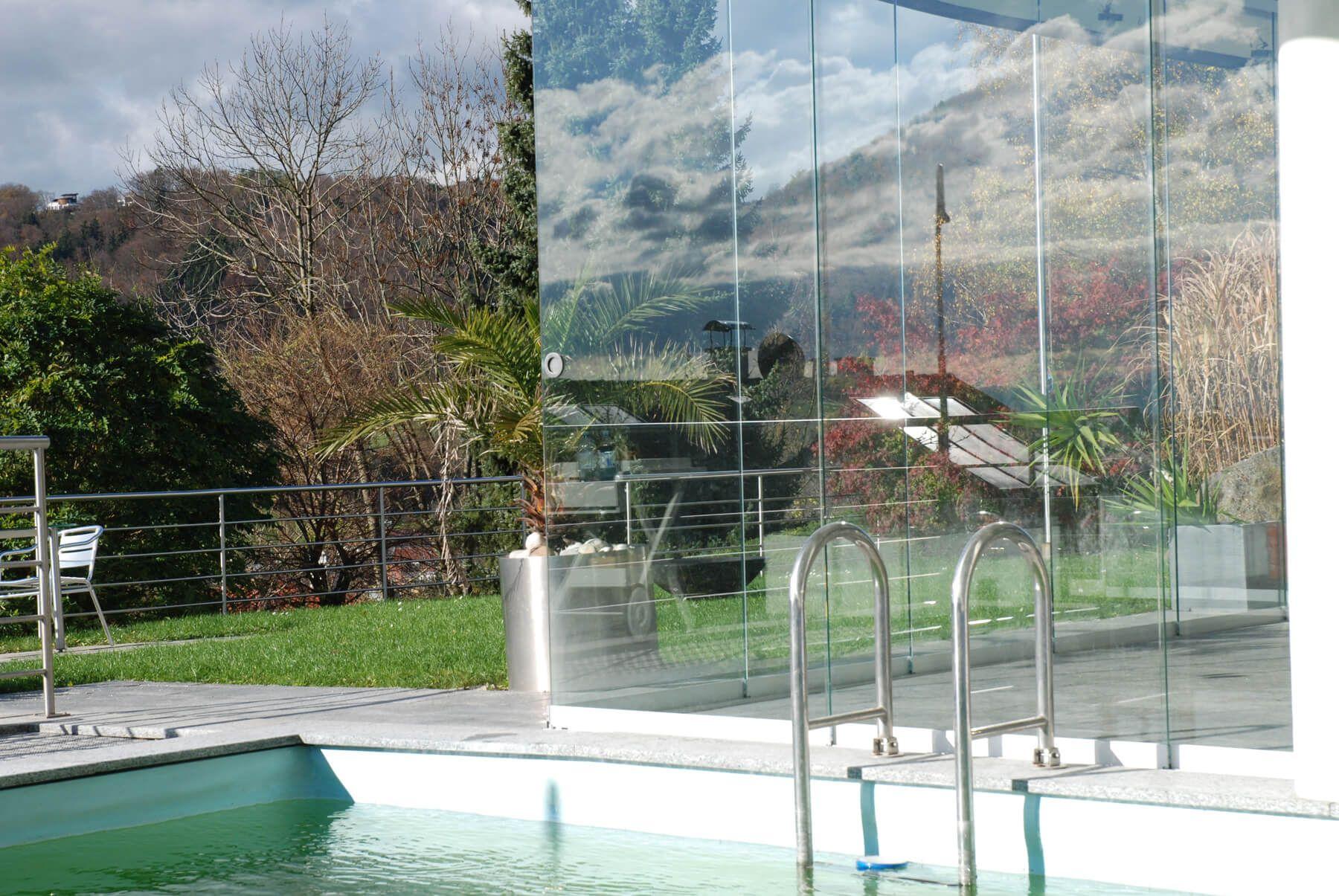 Glasschiebetüren ohne Rahmen | Glasschiebetüren & Glasfalttüren ...