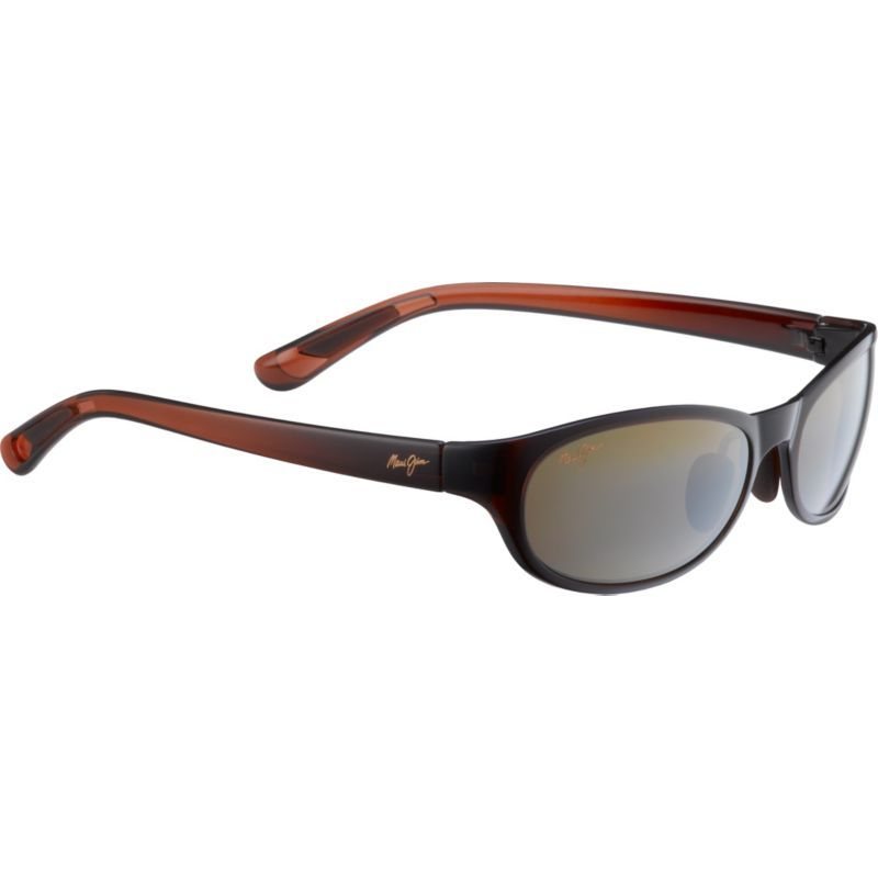 Maui Jim Women's Pipiwai Trail Polarized Sunglasses, Brown