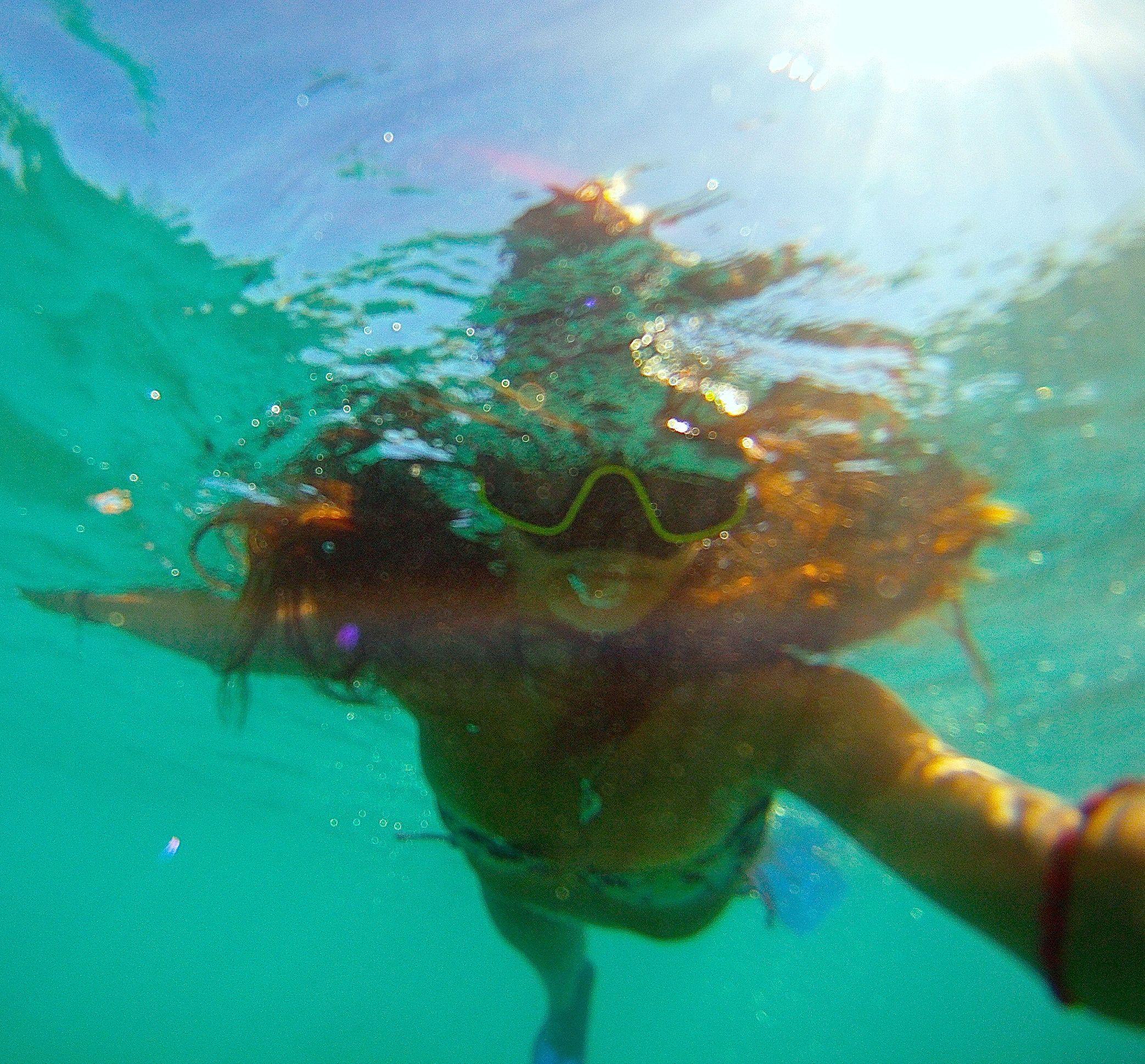 Amazing Barbados...can u hear little mermaid?