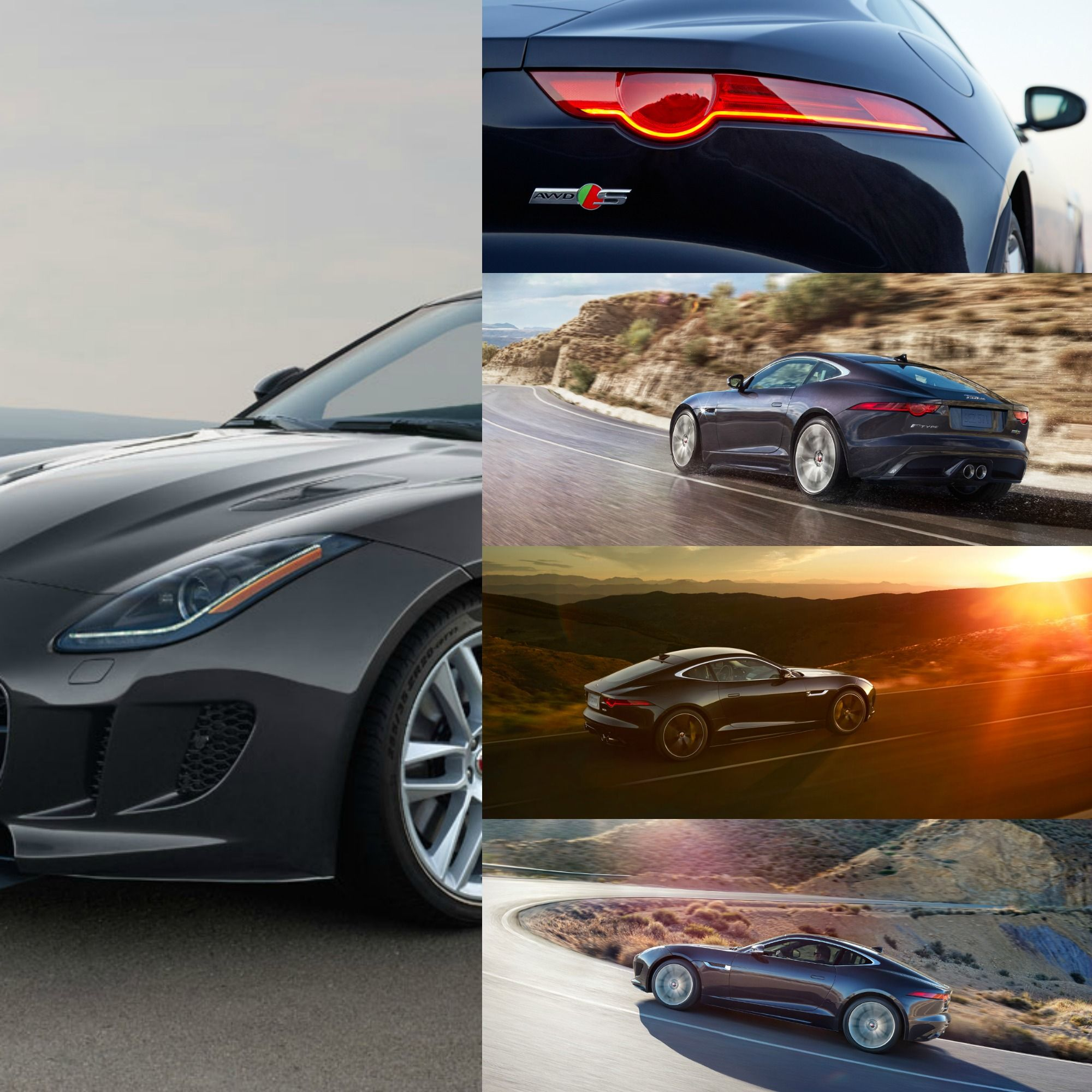 The Jaguar F-Type Is Alluring From All Angles.