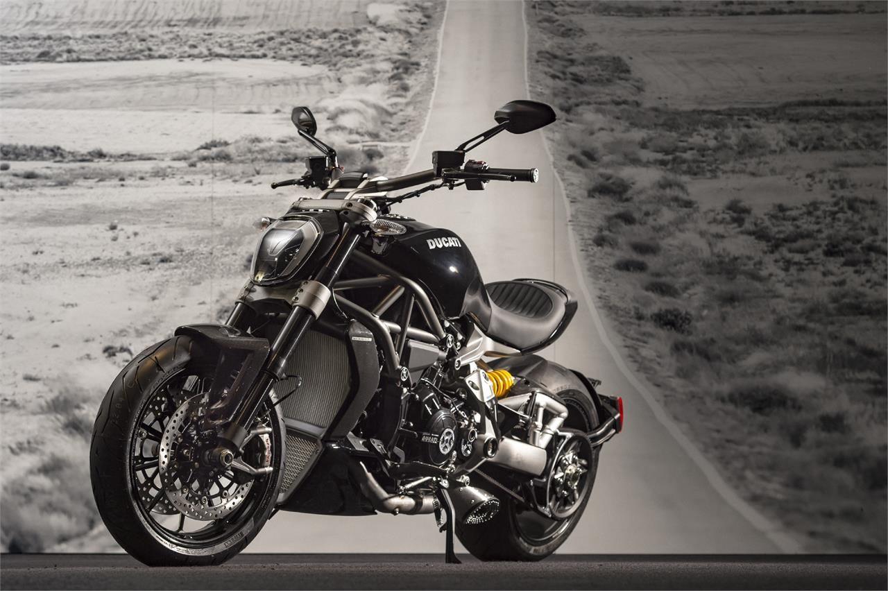 Fotos Ducati XDiavel S