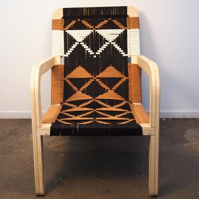 Macrame Chairs From Pacific Wonderland Macrame Chairs
