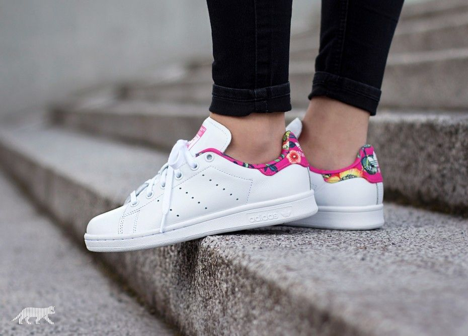 originals stan smith womens Pink