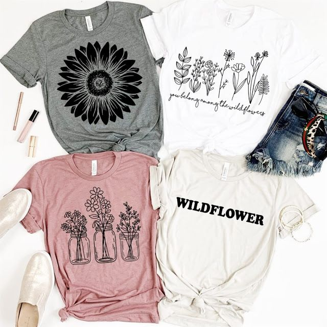 Wildflower Graphic Tees  $14.99  *Last Day*