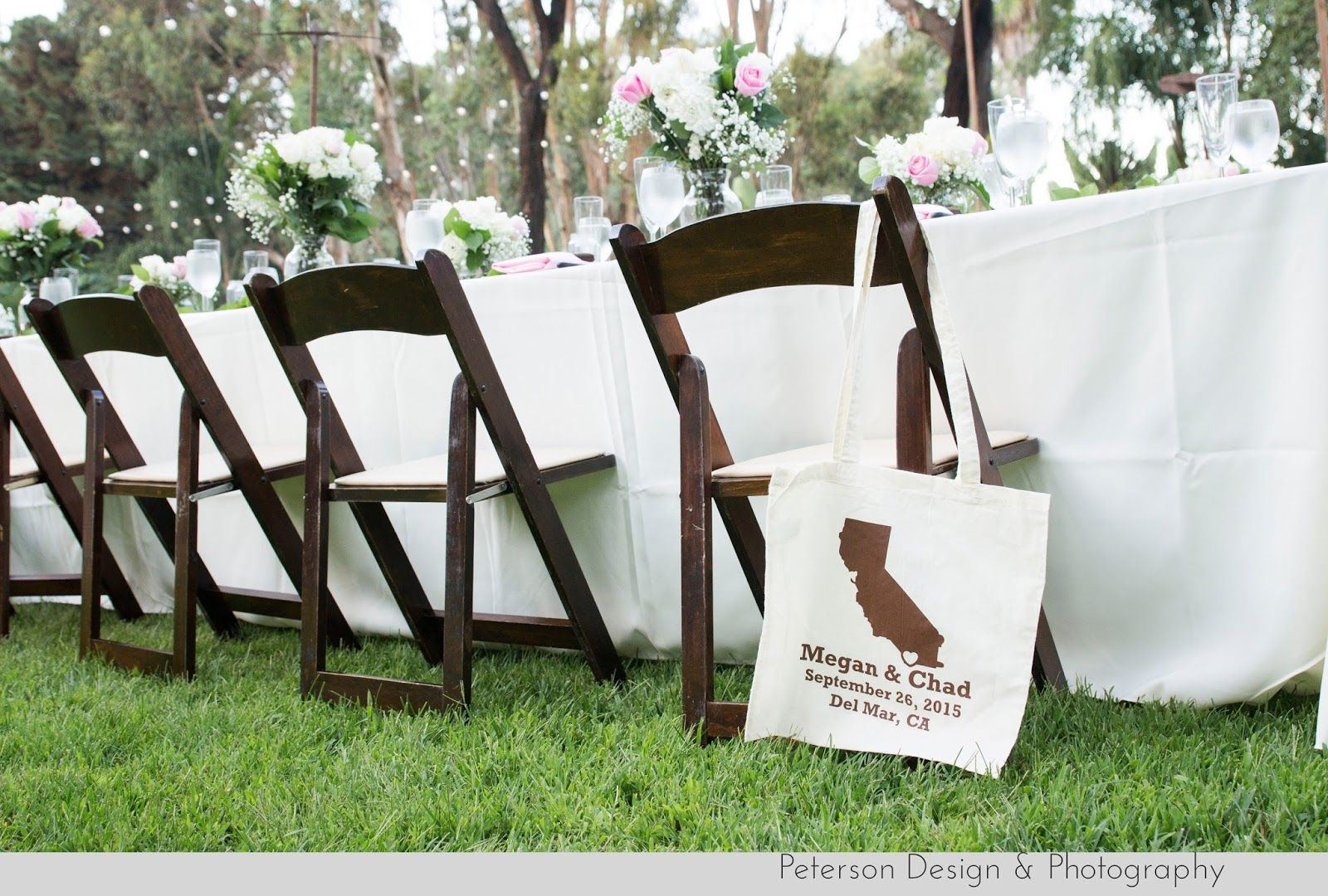 Wood, Pink, floral and travel themed wedding at the Zuffinetti ...