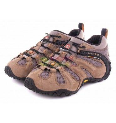 b6fe61353da Sneakers MERRELL J82571 Chameleon II Stretch Kangaroo Boa Grey -  EscapeShoes http   www
