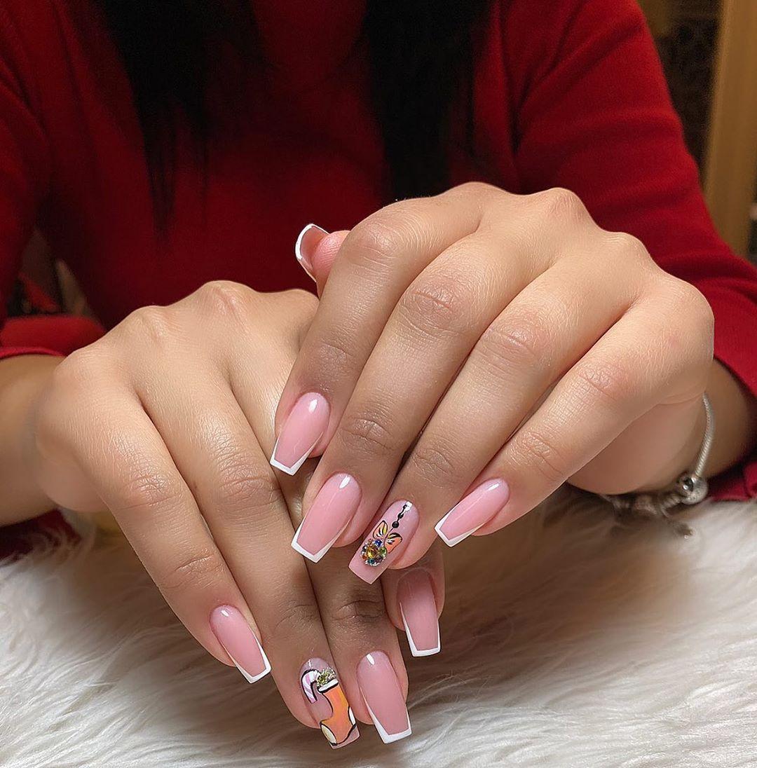 327 Likes 2 Comments Nails Aya Nails Aya On Instagram Nails Nail Nailsofinstagram Naildesign Nailart Baku Baku Nails Nail Art Nail Designs