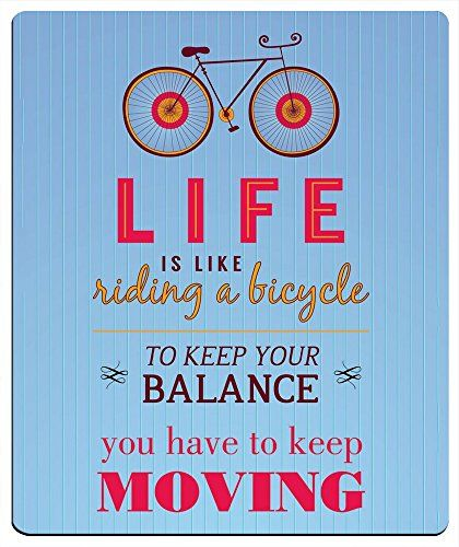 Pin by iCustom&Shop on Mouse Pads   Keep moving, Bicycle