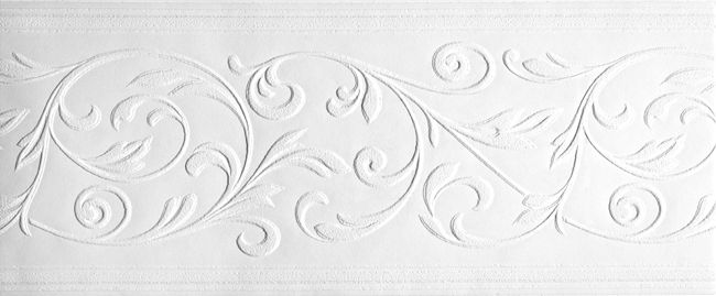 Pt1853b Patent Decor Diamond Leaves Paintable Border By York In 2021 Paintable Wallpaper Paintable Textured Wallpaper Wallpaper Border