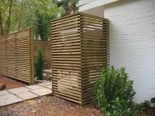 Contemporary Fence 1 http://www.pinterest.com/avivbeber3/contemporary-fences/