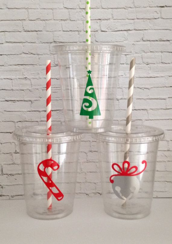 12 Oz Christmas Party Cups Set Of 12 Christmas Party Cups Party Cups Christmas Time