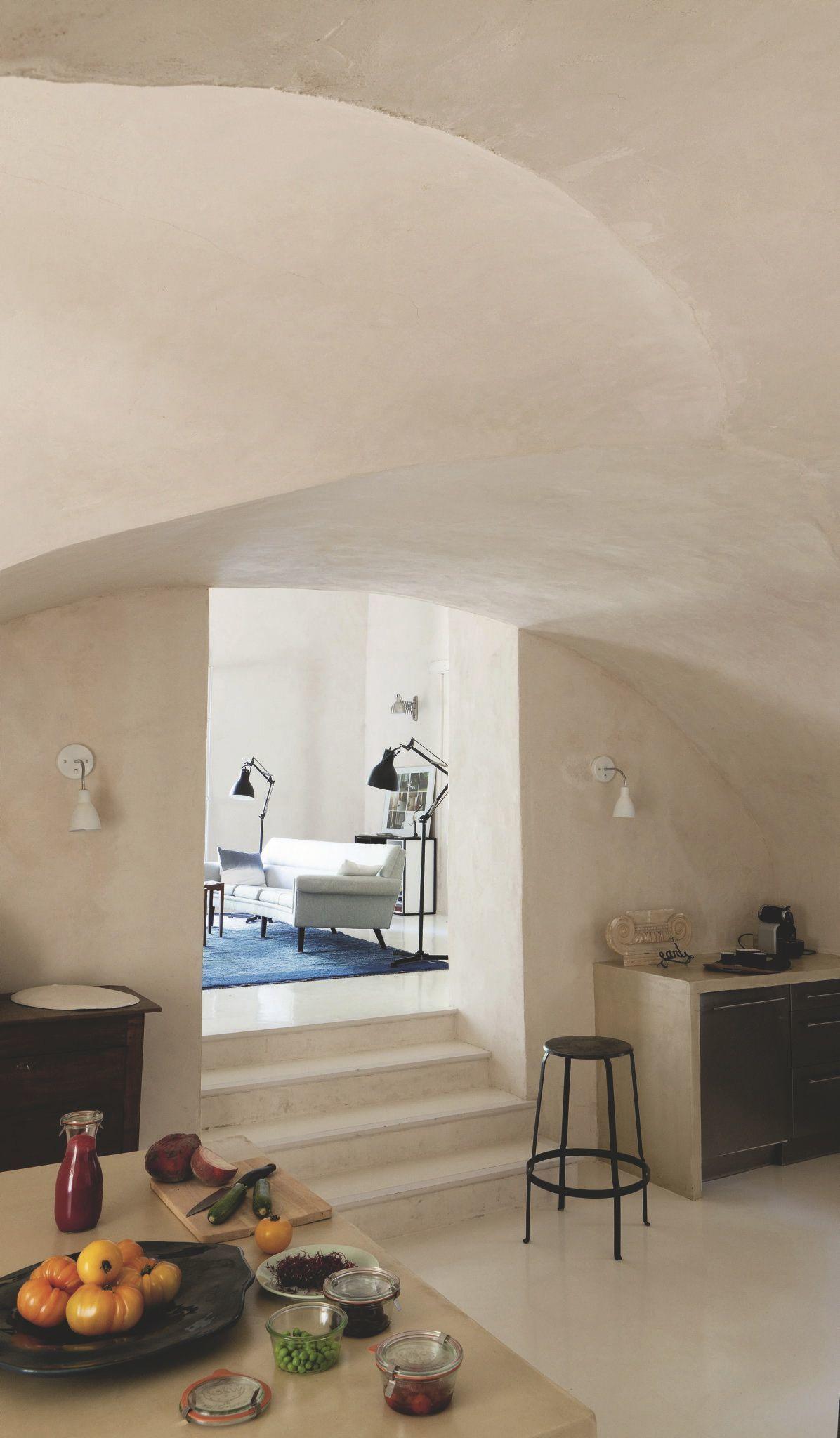 Cuisine Moderne Dans Maison En Pierre: Maison Rénovée Moderne Dans Le Lubéron (avec Images