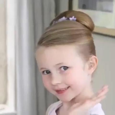 Little Girls Cute Hairstyle Tutorial