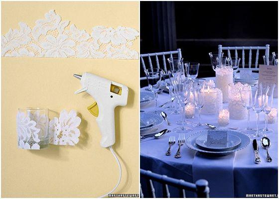 Nunca crei que los mantelitos de abuelita fueran tan utiles do 12 gorgeous diy lace crafts solutioingenieria Images