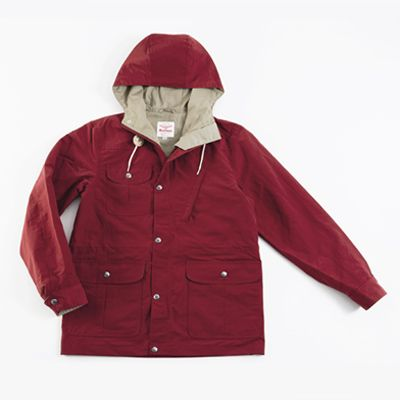 Batten Sportswear Travel Shell Parka