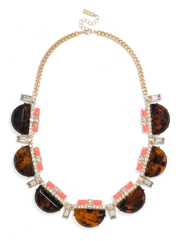 Deco Strand Necklace | BaubleBar