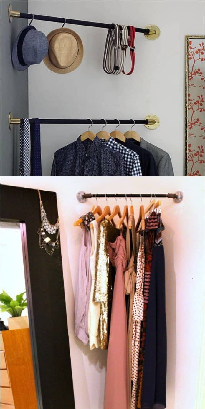 16 Clever DIY's To Maximize Corner Spaces #cornerspace