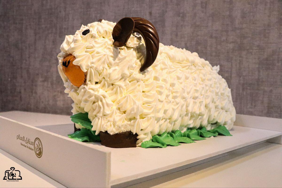 تصوير كيكة عيد الاضحى Food Cake Desserts
