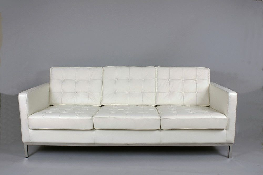 The Draper Sofa White Products Pinterest