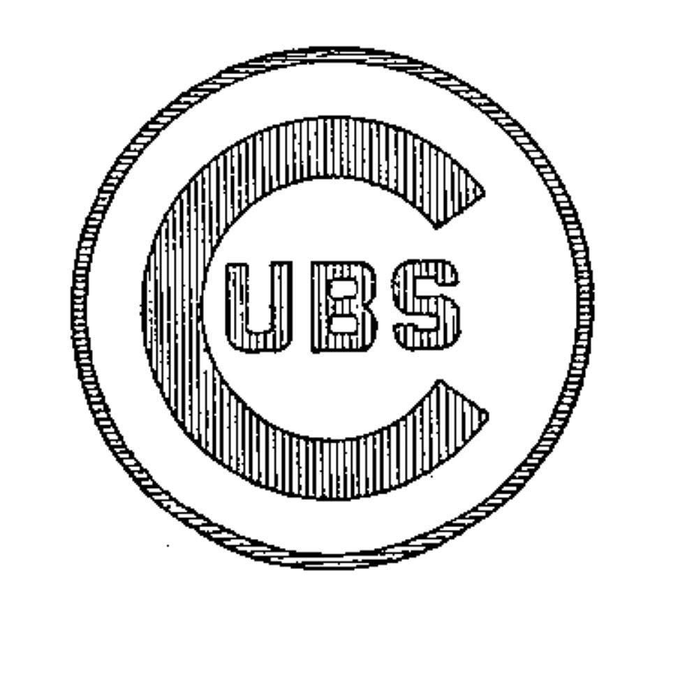 Chicago Cubs logo registered as trademark on this day in