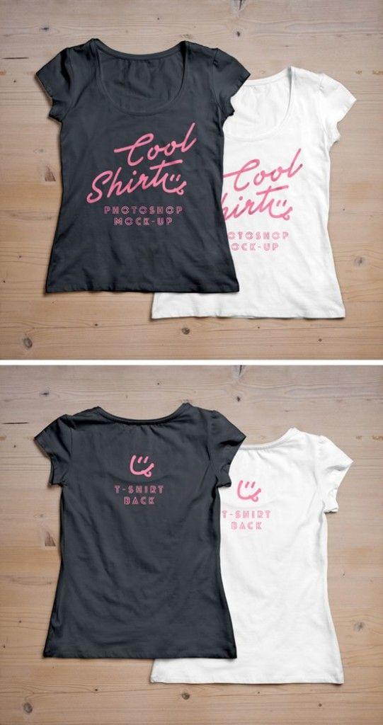 Download 20 Free T Shirt Mockup Templates Design Posts T Shirts For Women Shirt Mockup Womens Fashion Online