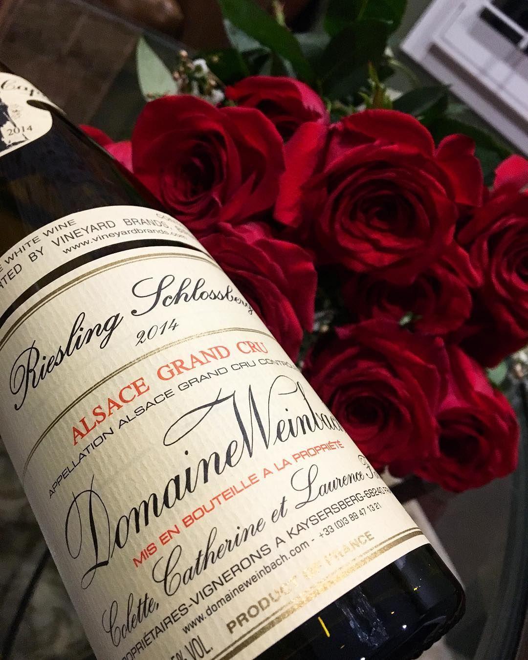 2014 Domaine Weinbach Schlossberg Grand Cru Riesling Alsace Riesling Riesling Wine Alsace