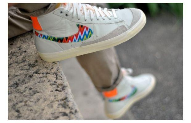 """check out fbf28 4d8fa Nike Blazer 77 """"Zig-Zag"""""""