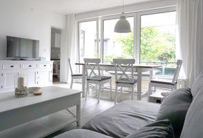 Inselkoje Langeoog Wohnung Ferienwohnung Haus Deko