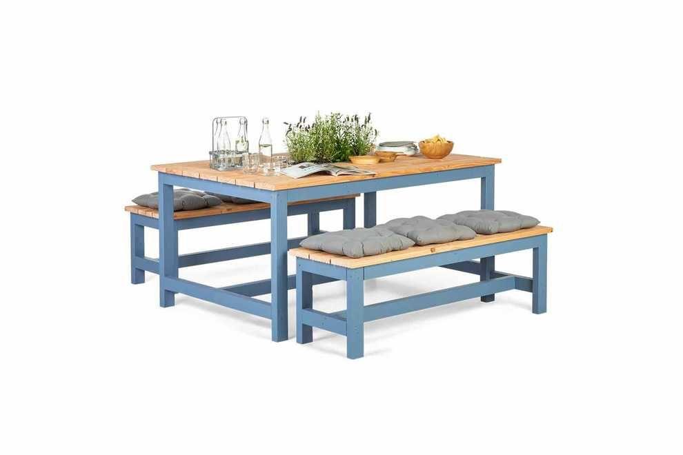 Gartentisch Richard Create By Obi Gartentisch Gartentisch Selber Bauen Tisch Selber Bauen